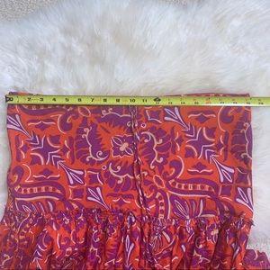 Diane Von Furstenberg Skirts - Diane Von Furstenberg Drawstring Kingston Skirt